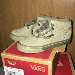 Vans size 10
